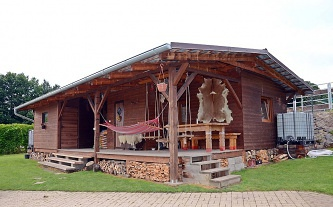 Srub Ranch Saint Anthony - Mstišov - Dubí